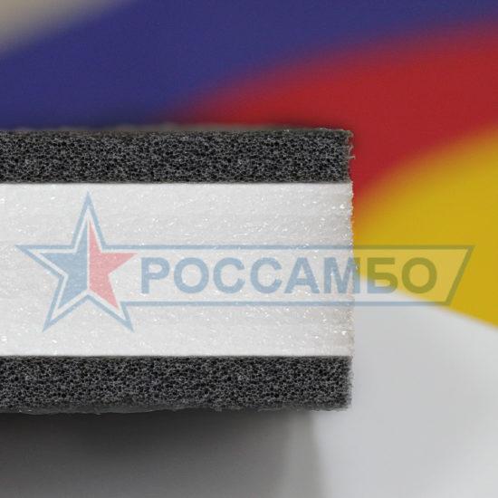 Маты борцовского ковра «СТАНДАРТ» ППЭ-С 50мм от РОССАМБО