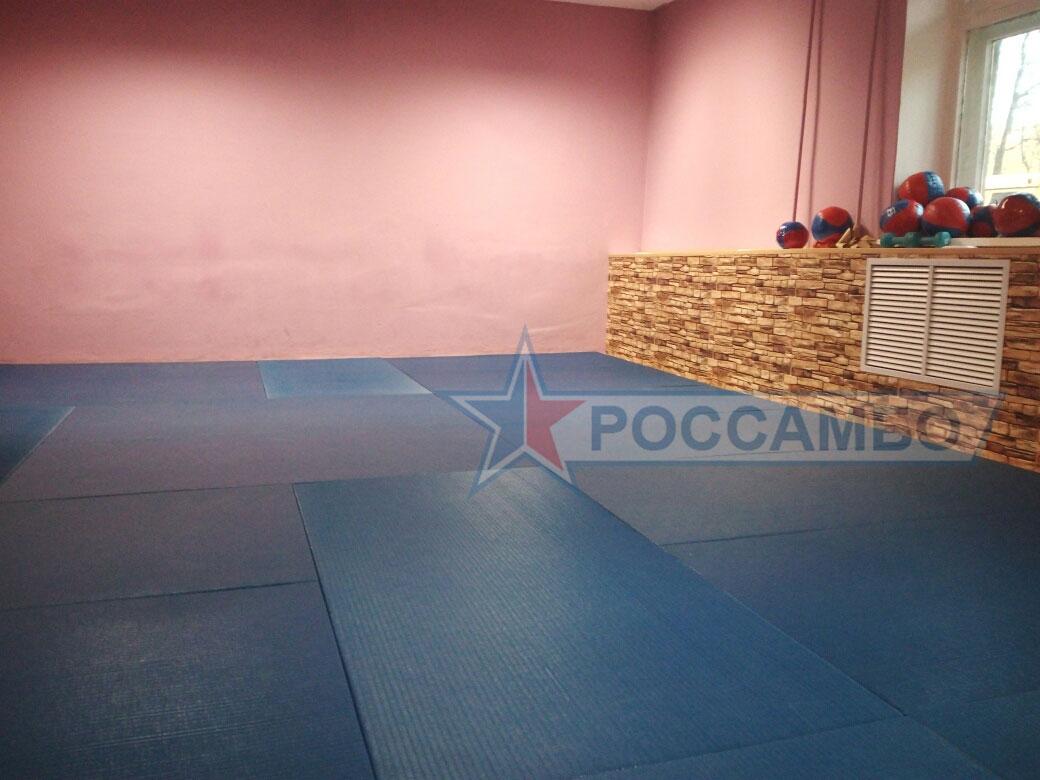 Татами для боевых искусств и единоборств от РОССАМБО