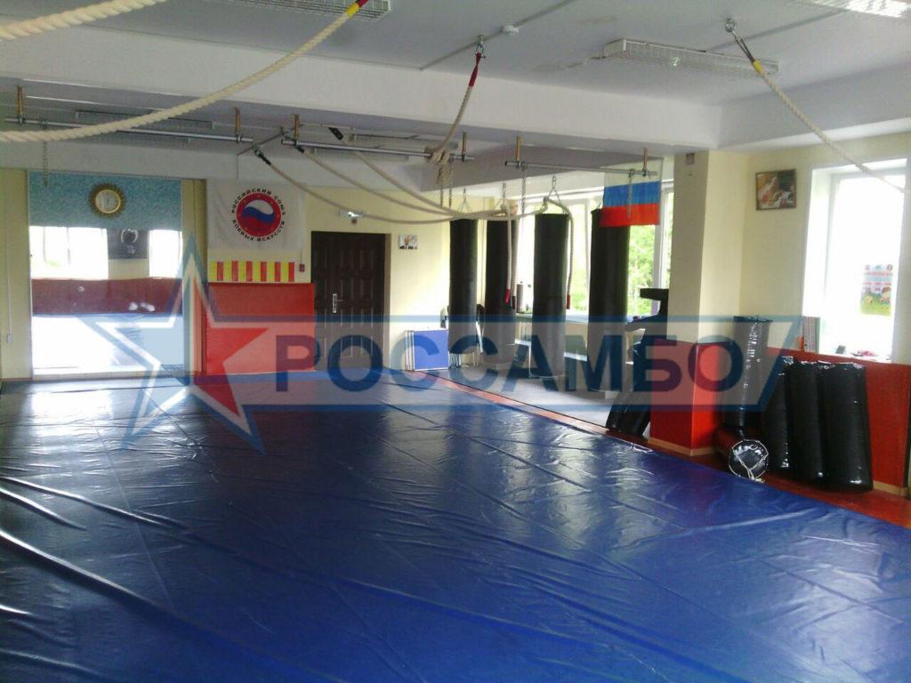 Оборудование для бокса и борьбы от РОССАМБО