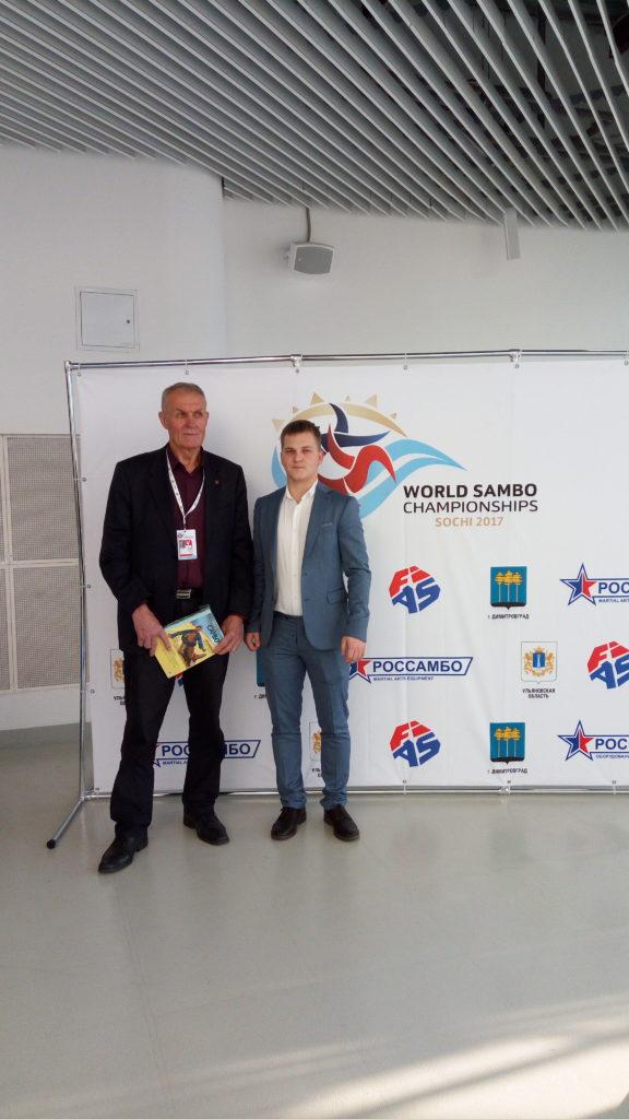 С Михаилом Васильевичем договорились о встрече. Все прошло в позитивной обстановке. Очень рады встрече.