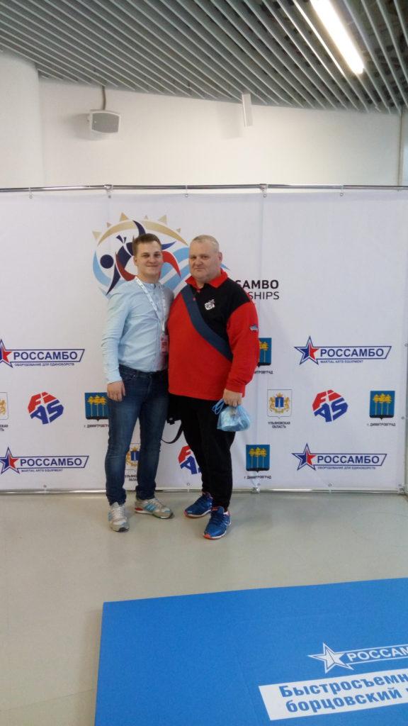 С Игорем Владимировичем Параскивопуло водим дружбу давно, но встретились впервые.