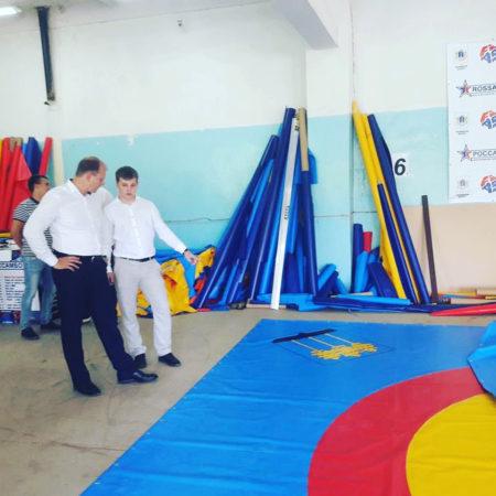 Председатель правительства посетил «РОССАМБО»
